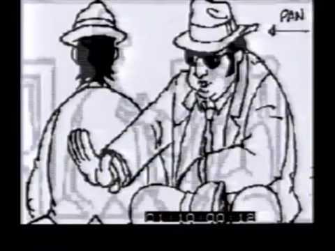 Blues Brothers   S01E04   Piano Movin Blues Animatic