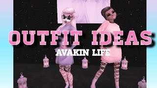 Outfit Ideas || Avakin Life