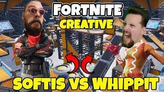 CREATIVE DEATHMATCH I FORTNITE | MINI-GAME med SoftisFFS