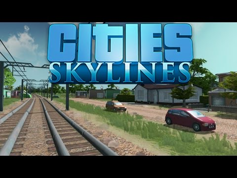Cities Skylines - Rural County Lets-Play STREAM(2)