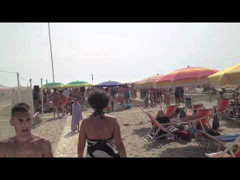 Bagno nettuno nettuno sud viareggio lug youtube