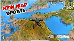 *NEW  MAP UPDATE* SURVIVOR ROYALE GAMEPLAY (Android) HD
