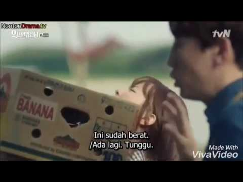 Oh My Ghost episode 8 subtitle Indonesia ( Na bong sun & Suh joon)