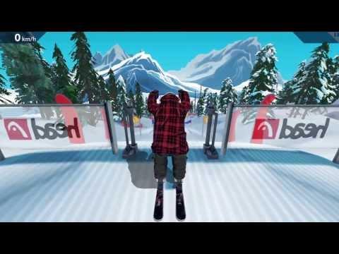 FRS Ski Cross™ Action-Sports Ski Racing Game on Mobile