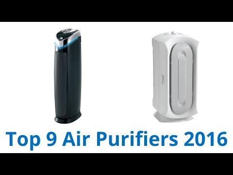 9 Best Air Purifiers 2016