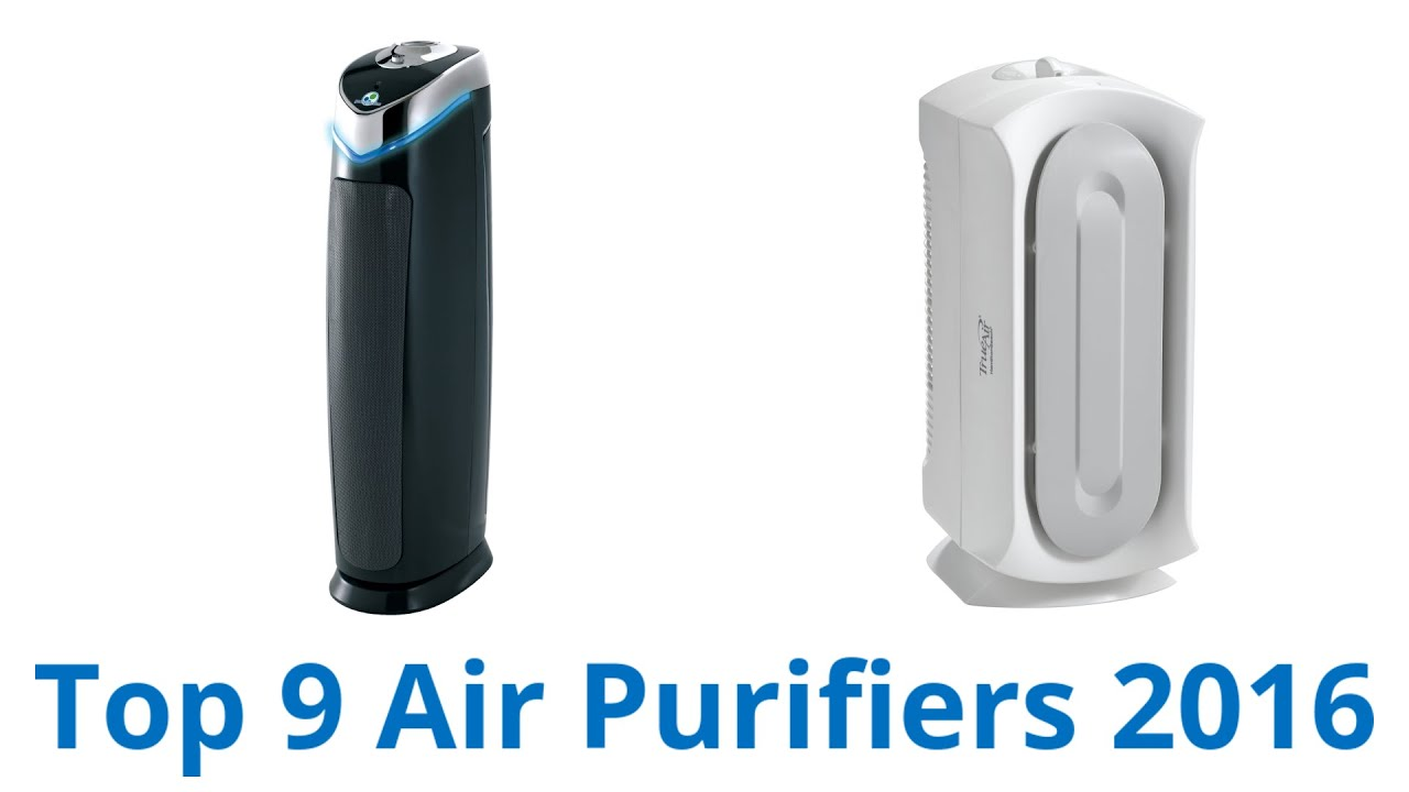 9 best air purifiers 2016 youtube