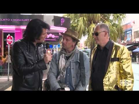 STREET STARS TV SHOW - 3RD EPISODE (ST.KILDA)