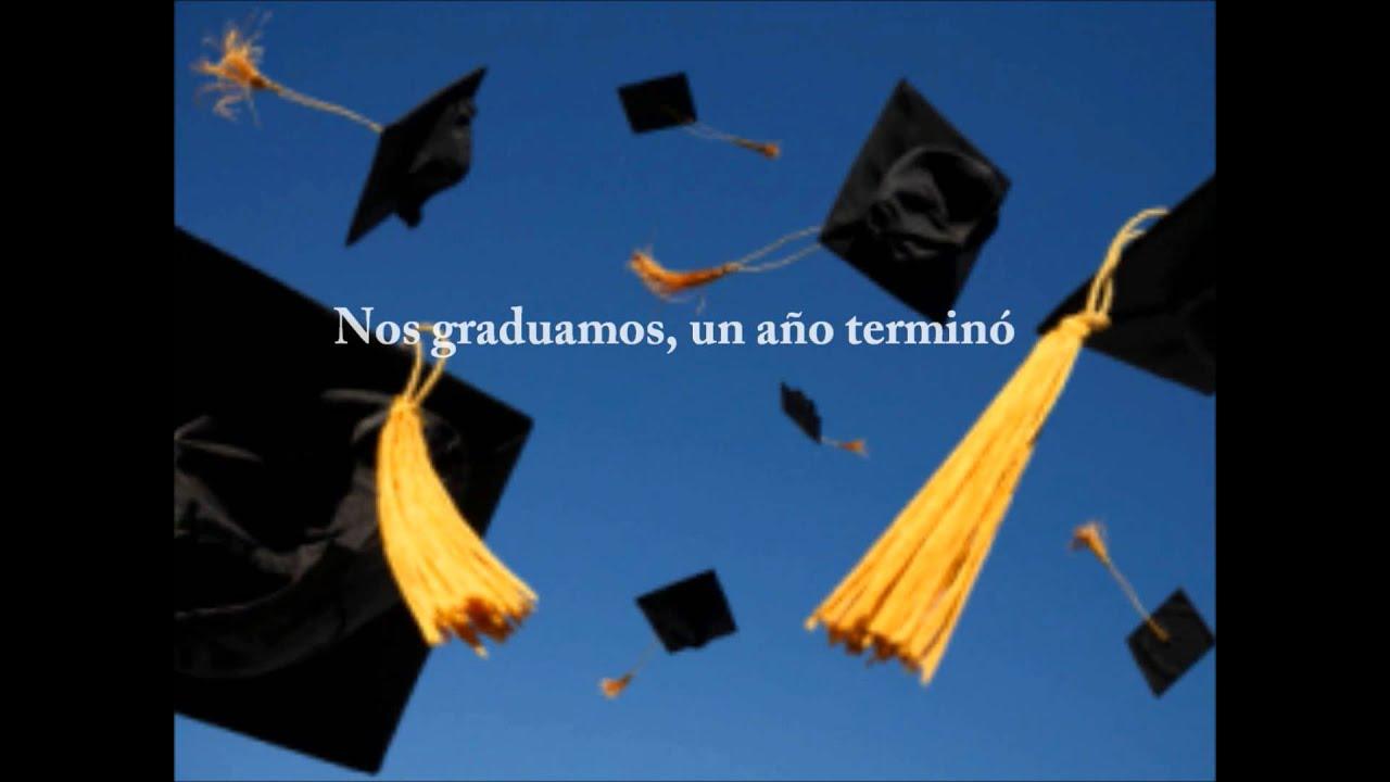 63eac0742 Canción de Graduación