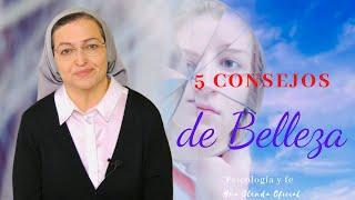 5 CONSEJOS DE BELLEZA SEGÚN LA BIBLIA  PSICOLOGIA Y FE  HNA GLENDA OFICIAL