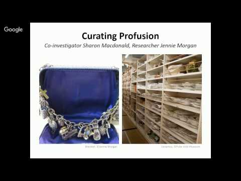 Curating Profusion: Caring for the Future in Homes/Museums  - Jennie Morgan (University of York)