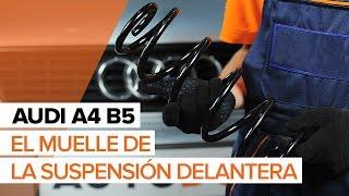 Instalación Kit de Reparación de la Rótula de la Suspensión usted mismo videos instruccion en AUDI A4