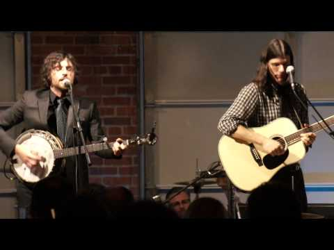 "Avett Brothers ""Salvation Song "" Safe Alliance Benefit, Concord, NC 04.13.13"