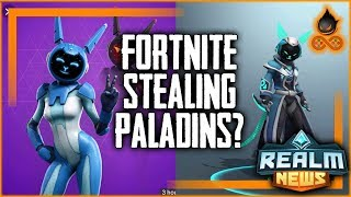 Fortnite Stealing From Paladins? - Realm News