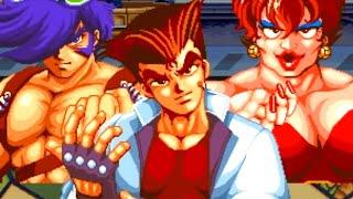 Super Dodge Ball (Neo Geo MVS) Playthrough - NintendoComplete