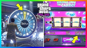 Become A Millionaire FAST & EASY - GTA 5 Online The Diamond Casino & Resort DLC Update Money Guide!
