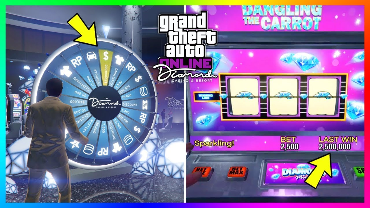 Gta Online Casino Money Making