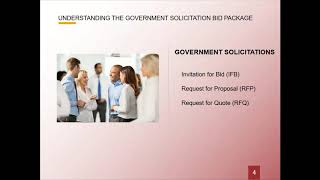 How To Read & Understand A Federal Government Solicitation