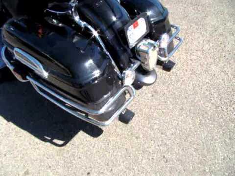 Barons Custom OVAL BAG SLASH PIPES for Yamaha Royal Star Tour Deluxe / Venture