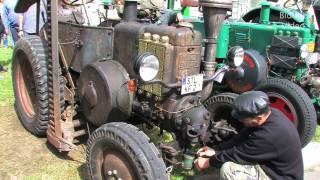 Traktoren-Treffen der Bulldog-Freunde Erzgebirge 2013 - Festgelände 2/2 - Historic Tractor Show