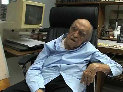 Oscar Niemeyer celebrates 102nd birthday