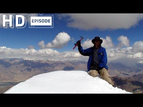 India Solo Summit of Stok Kangri, Episode 66