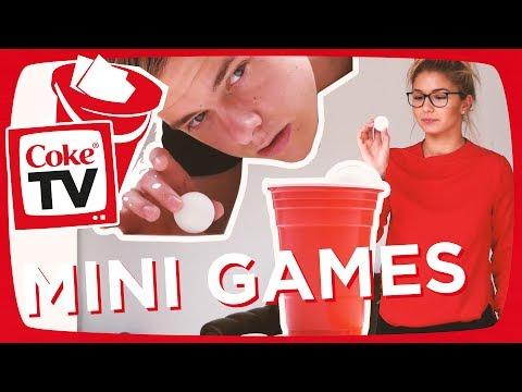Mini Fun mit Nicole und Jonas | #CokeTVBucketlist