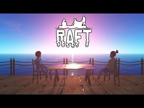 RAFT - VUELVE LA BALSA Y EL GANCHO   Gameplay Español