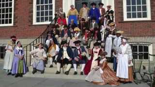 Stamp Act - 250th Anniversary Stamp Act Protest Reenactment