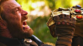 Russo Bros FINALLY Confirm How Cap Held Back Thanos In AVENGERS INFINITY WAR