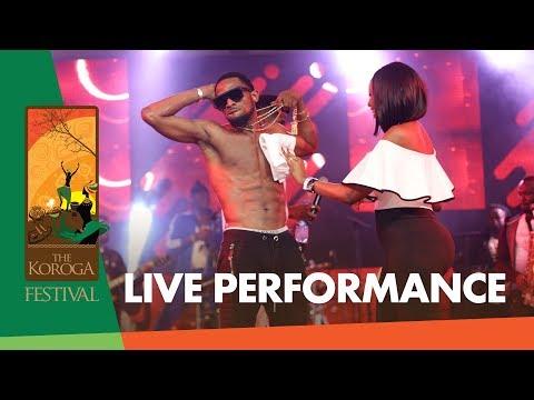 D'Banj - Mr Endowed Live at The Koroga Festival