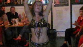Belly Dancing at The Green Tara ---4 of 18 clip