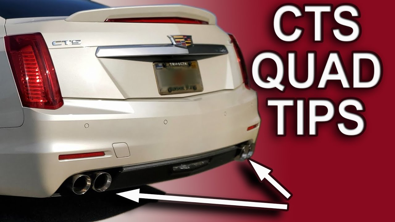 cts vsport corsa axle back exhaust