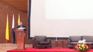 Mauricio Acosta. Infraestructura Educativa. Encuentro Nacional de Educación Privada