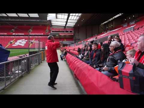 Anfield Match Day Tour (Part 2)