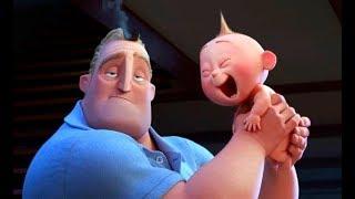 Los Increíbles 2 (Trailer español)