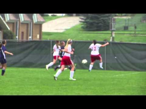 Kelly Miller 2012 Soccer Highlights - Louisville Leopards