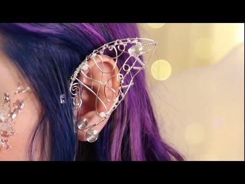 Fairy Ear Cuff ♥ DIY