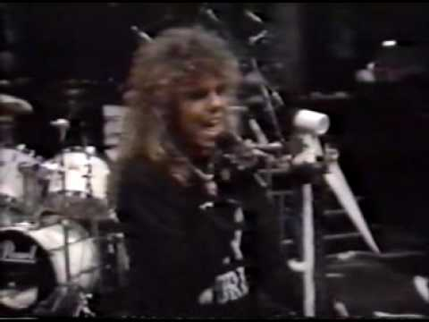 1989 01 21 Live in Stockholm, Soundcheck