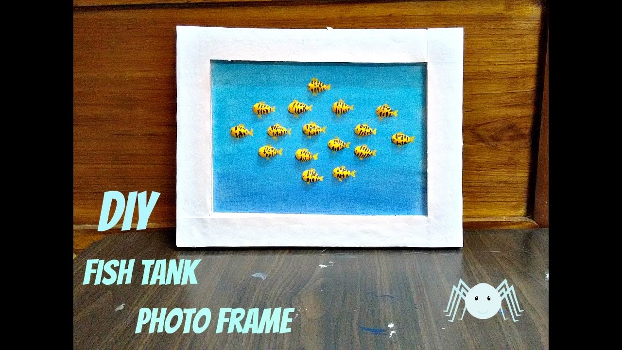 Diy fish tank in a frame craft craftosphere ep2 youtube diy fish tank in a frame craft craftosphere ep2 jeuxipadfo Images