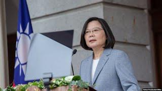 焦点对话: 专访民进党国际事务部副主任谢佩芬:北京是否会对台湾动手?