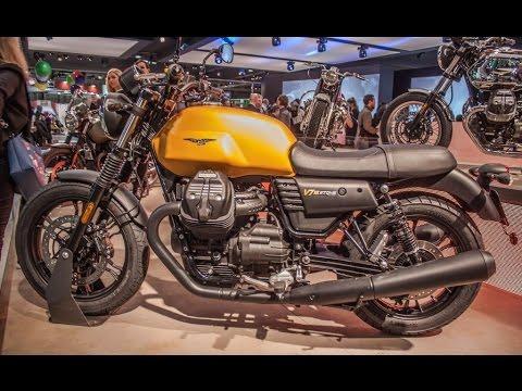 Moto guzzi 2017 stand moto guzzi al salone eicma di for Salone milano 2016