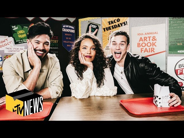 '13 Reasons Why' Cast & More on Authentic Teen Stories Around Dating | Then & Now Ep. 1
