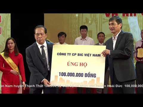 BIC Việt Nam ủng hộ người nghèo 2020