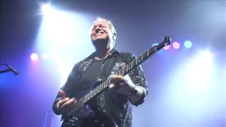 Level 42 - Chinese Way - Sirens Tour Live - 2015.