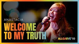 Cover images Anastacia - Welcome to My Truth | Allgarve 2010 [012]