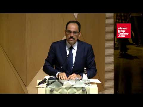 Dr. İbrahim Kalın |  Speaker of the President's Office