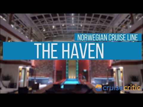 Inside Look: The Haven on Norwegian Cruise Line - Video