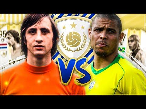 Optimus Prime ICON SBB 🔥 RONALDO VS CRUYFF 😱 vs Tisi Schubech FIFA 19