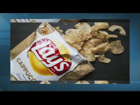 Four new Lay's chips headed your way, including cappuccino flavor