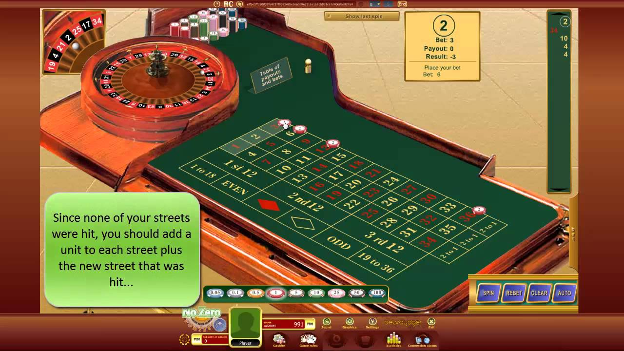 online casino roulette strategy  online casinos